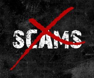 No Scams
